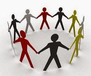 العلاقات الاجتماعية بين الناس