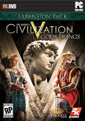 Sid Meier's Civilization V Gods & Kings PC Full Español