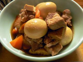 豚ロース煮物完成