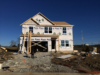 Ryan Homes Milan new construction