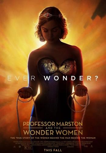 Film Professor Marston & The Wonder Women 2017