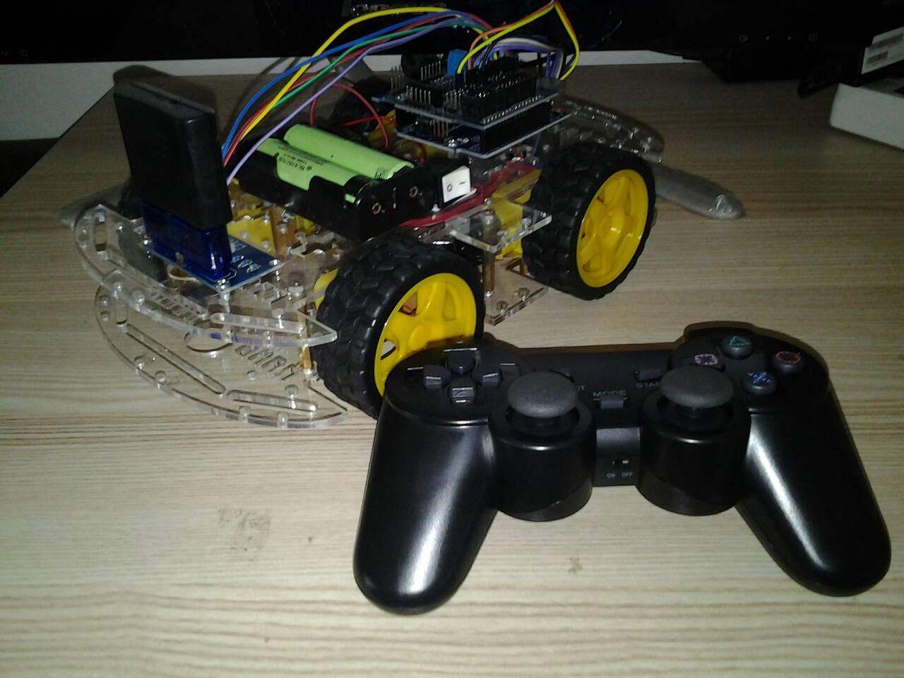 โรบอทสยาม โครงงานหุ่นยนต์ โปรเจคหุ่นยนต์ Arduino: โปรเจค รถ