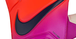 Nike will soon officially launch its new goalkeeper gloves which were  already prominently displayed by the likes of Thibaut Courtois b70069d9b