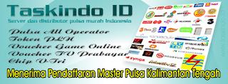Pulsa Murah Kalimantan Tengah