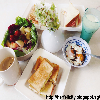 Singapore style brunch - Kaya toast and half boiled eggs