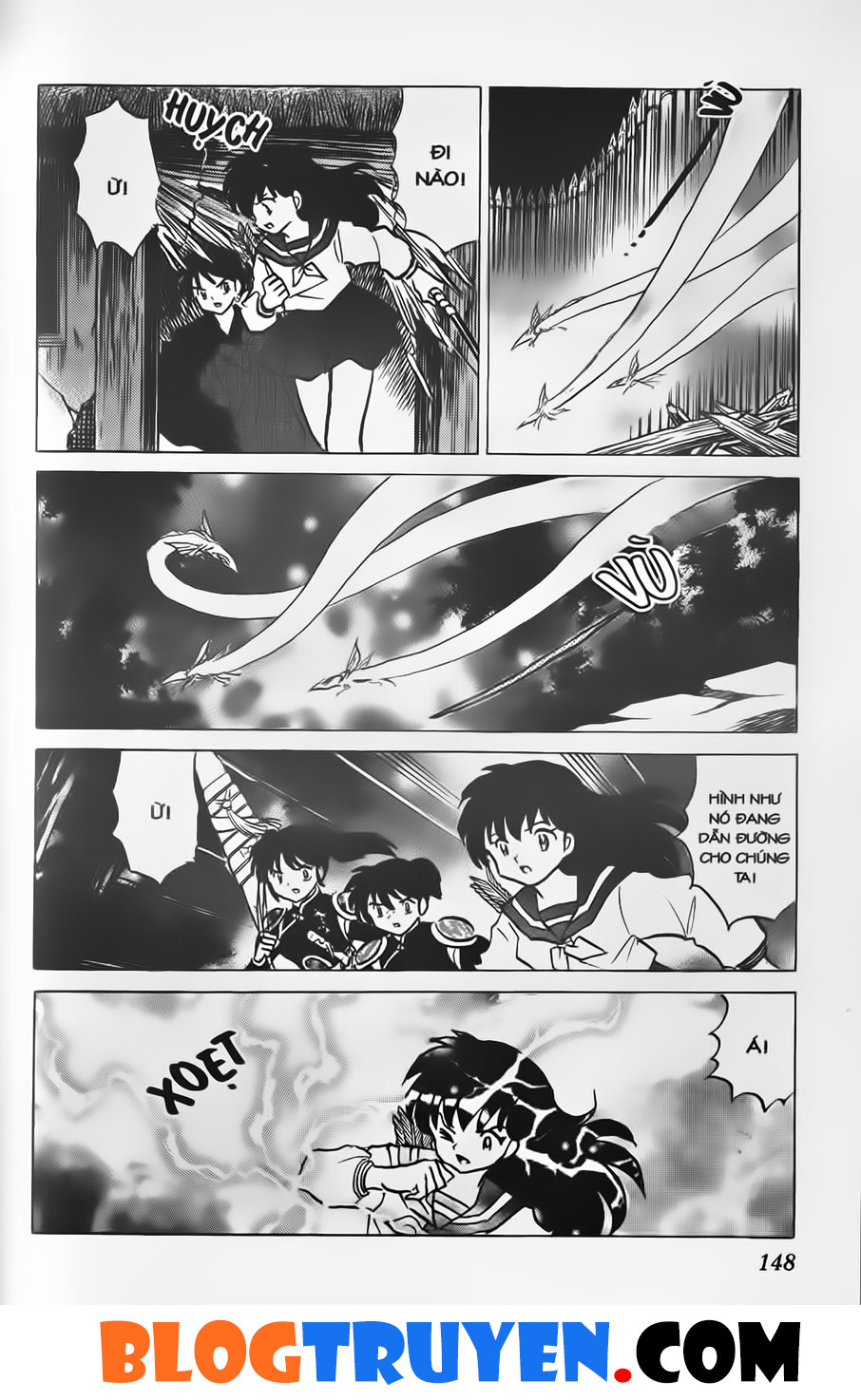 Inuyasha vol 38.8 trang 17