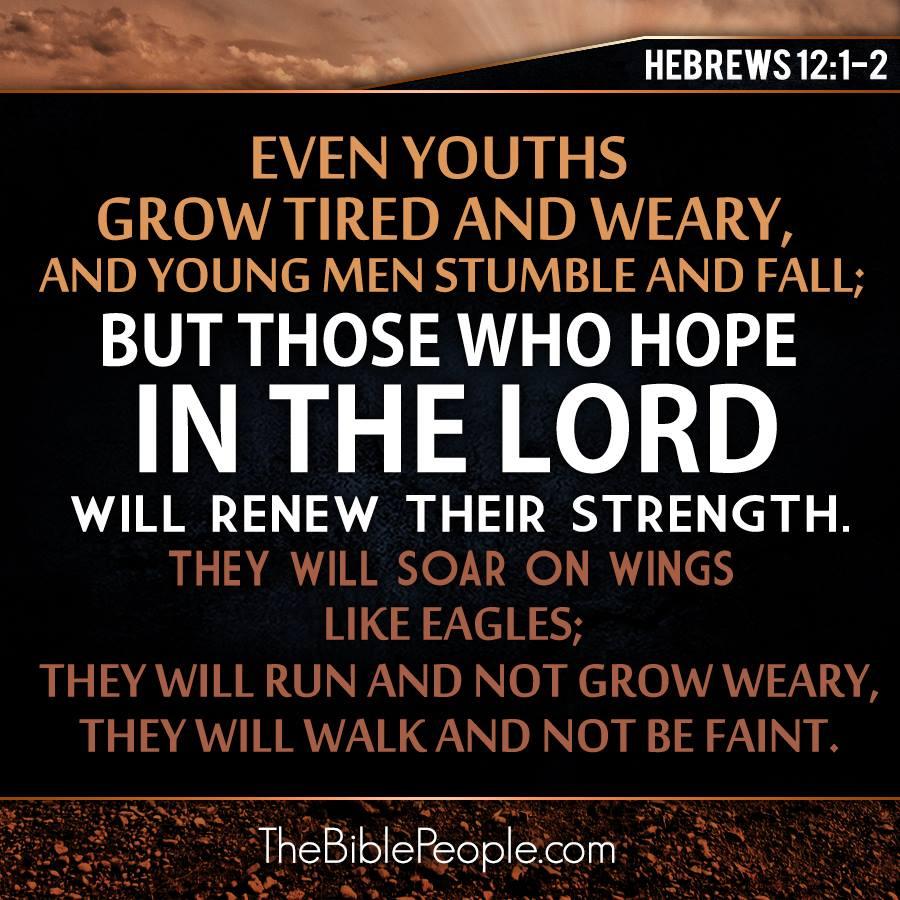 """""""Well Done"""": The Race of Faith"""