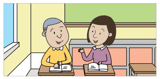 BAB 10 어제 도서관에서 한국어를 공부했어요 Kemarin belajar bahasa korea di perpustakaan