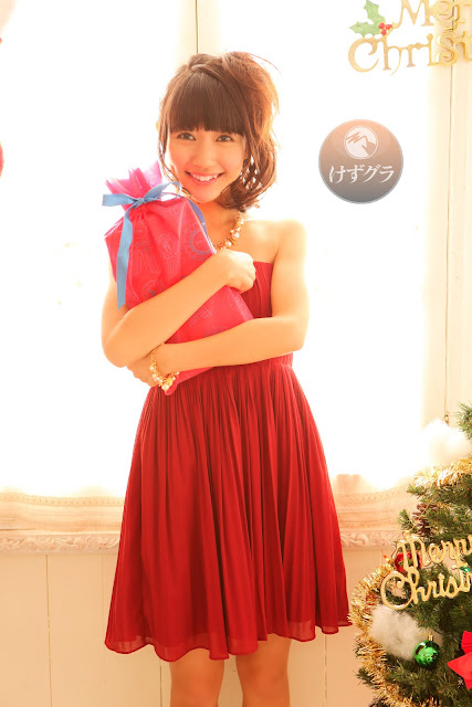 Ogino Karin 荻野可鈴 First X'mas Images 15