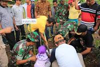 Bersama Danrem 162/WB, Walikota Bima Hadiri Penanaman Perdana Rehabilitasi Hutan dan Lahan