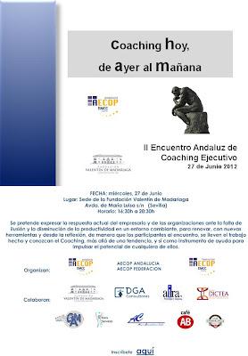 II Encuentro Andaluz de Coaching Ejecutivo