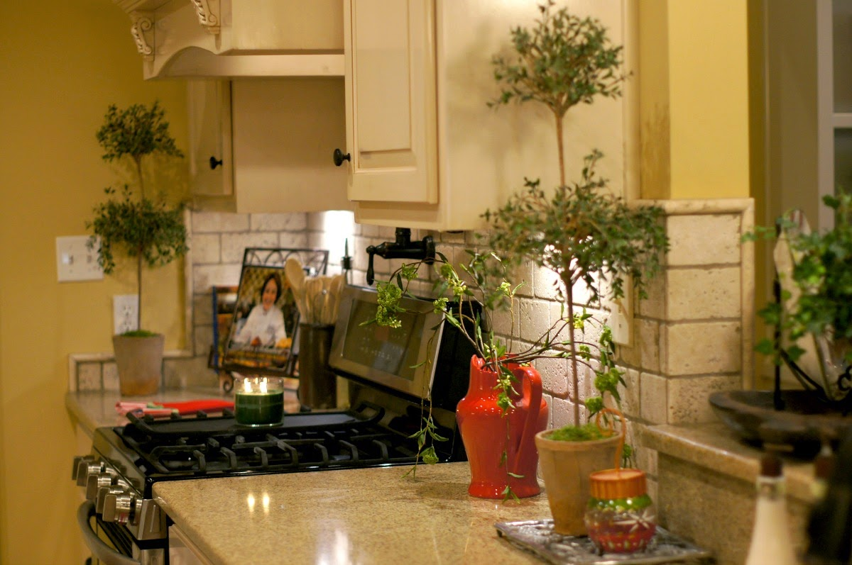 Cultivate Create: Christmas Home Tour: The Perkins Family