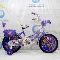 16in Sepeda Anak Exotic ET9808 Pretty Girl