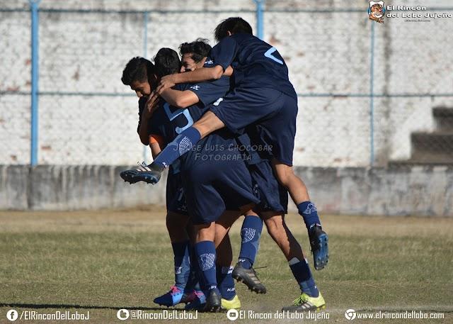 Fotos | 2017 | Fecha 22 | Gral. Belgrano 2-4 Gimnasia | Liga Jujeña