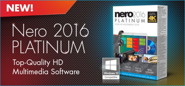 Backup Data - Burning File Ke DVD Menggunakan Nero 2016