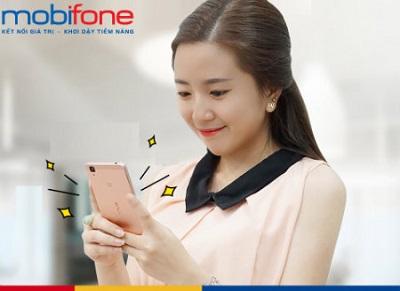 Mobifone khuyến mãi trả sau 50%