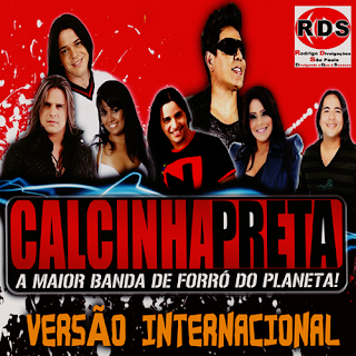 Baixar - Calcinha Preta - Seleção Versão Internacional - 2017