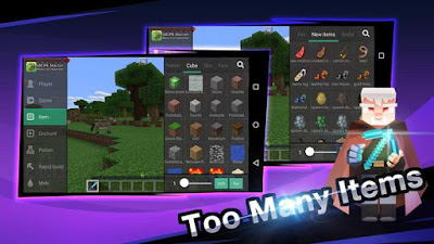 Master for Minecraft-Launcher Apk v1.4.31 for android