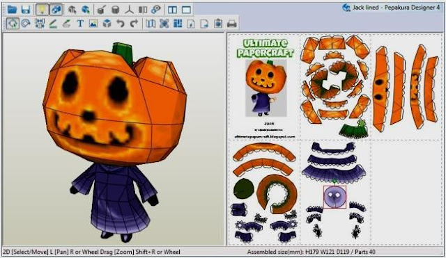 PAPERMAU: Halloween Special - Animal Crossing : New Leaf - Jack ...
