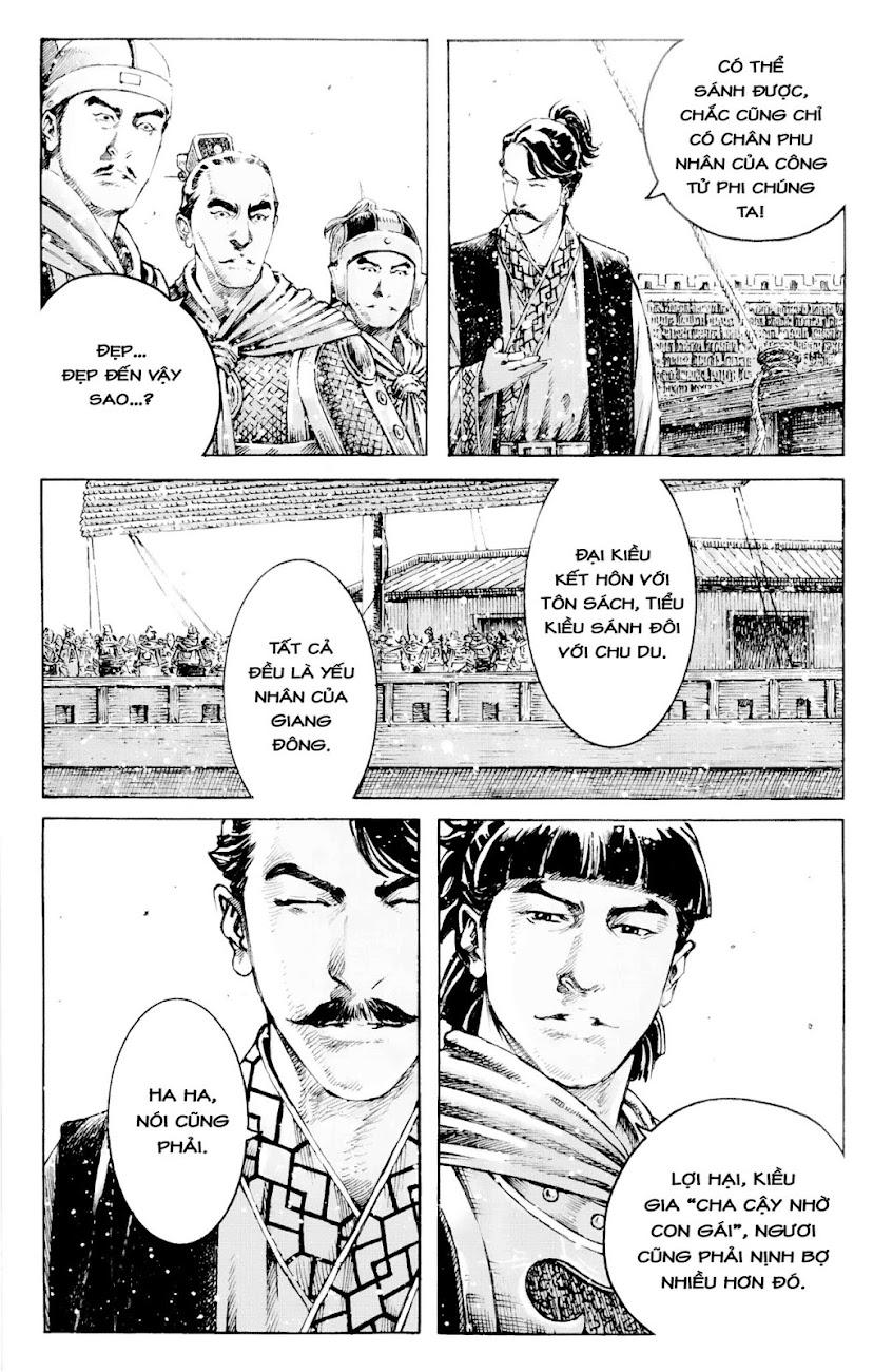 Hỏa phụng liêu nguyên Chương 402: Họa phúc chi giai [Remake] trang 5