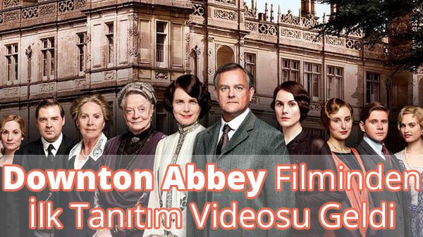 Downton Abbey Kısa Fragman İzle