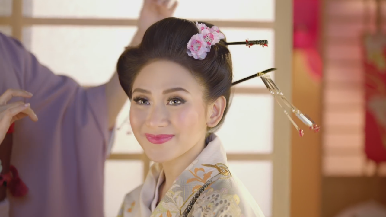SUNSILK TVC: #TravelGoals with Sarah Geronimo and Kathryn