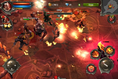 Dungeon Hunter 4 unlimited purchase
