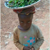 Before And After Photos Of A Little Boy Seen Hawking Vegetable In Cross River State