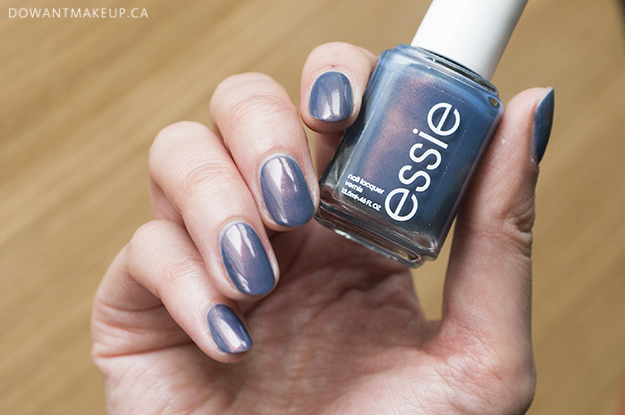 Essie Desert Mirage swatches Bluetiful Horizon