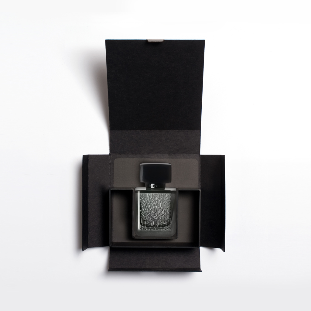 Provenance Tales Perfume Collection On Packaging Of The