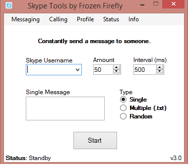 free skype spammer tool download ~ Deoffuscated