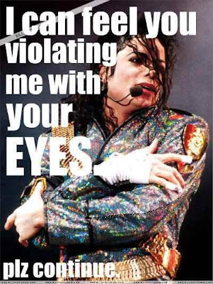 MJ Eyes Meme