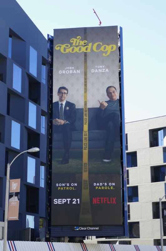 Good Cop season 1 billboard