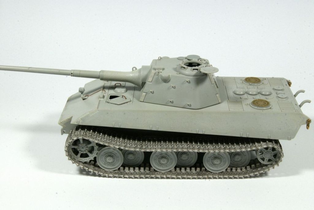 My little playground: E-50 Standardpanzer [SF] Trumpeter 1/35