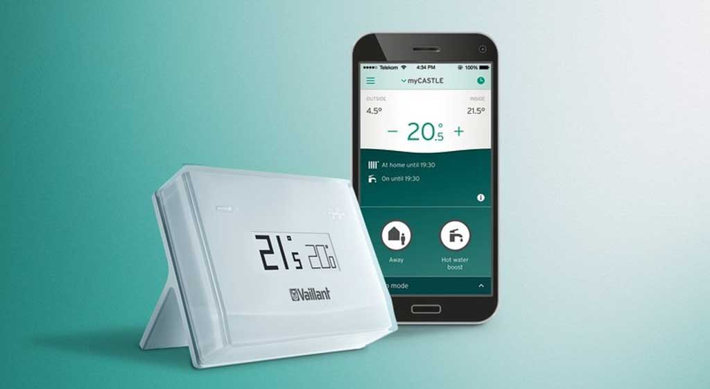 e-relax thermostat connecte vaillant