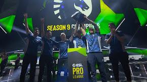 [CS:GO] Lên ngôi vô địch ESL Pro League Season 9, Liquid khẳng định vị trí số 1 thế giới của mình.