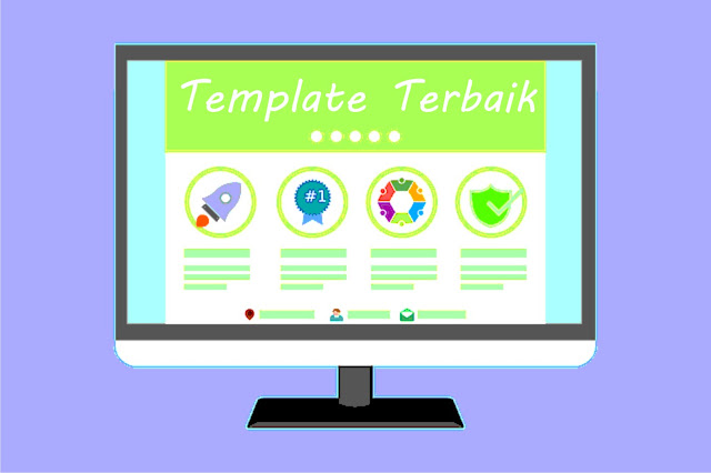 Template blog blogger Terbaik 2019