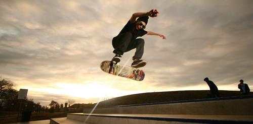 Lampung Skate Plaza