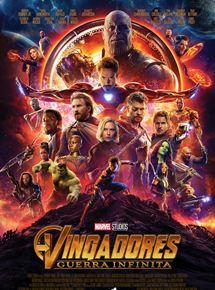 Vingadores: Guerra Infinita 2018 - Dublado