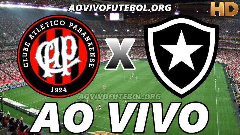 Assistir Atlético Paranaense x Botafogo Ao Vivo HD