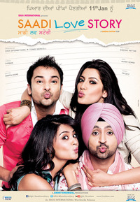 Download Saadi Love Story Punjabi Watch Online (2013)