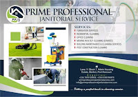 PRIME PROFESSIONAL JANITORIAL SERVICES