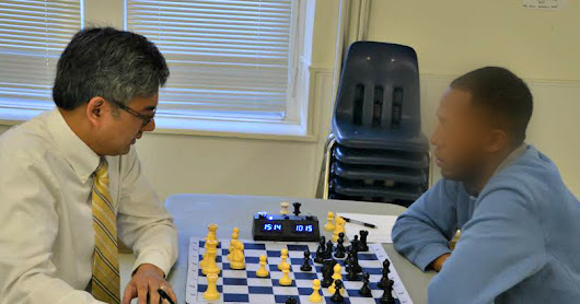 How to Prepare for a Big Chess Tournament