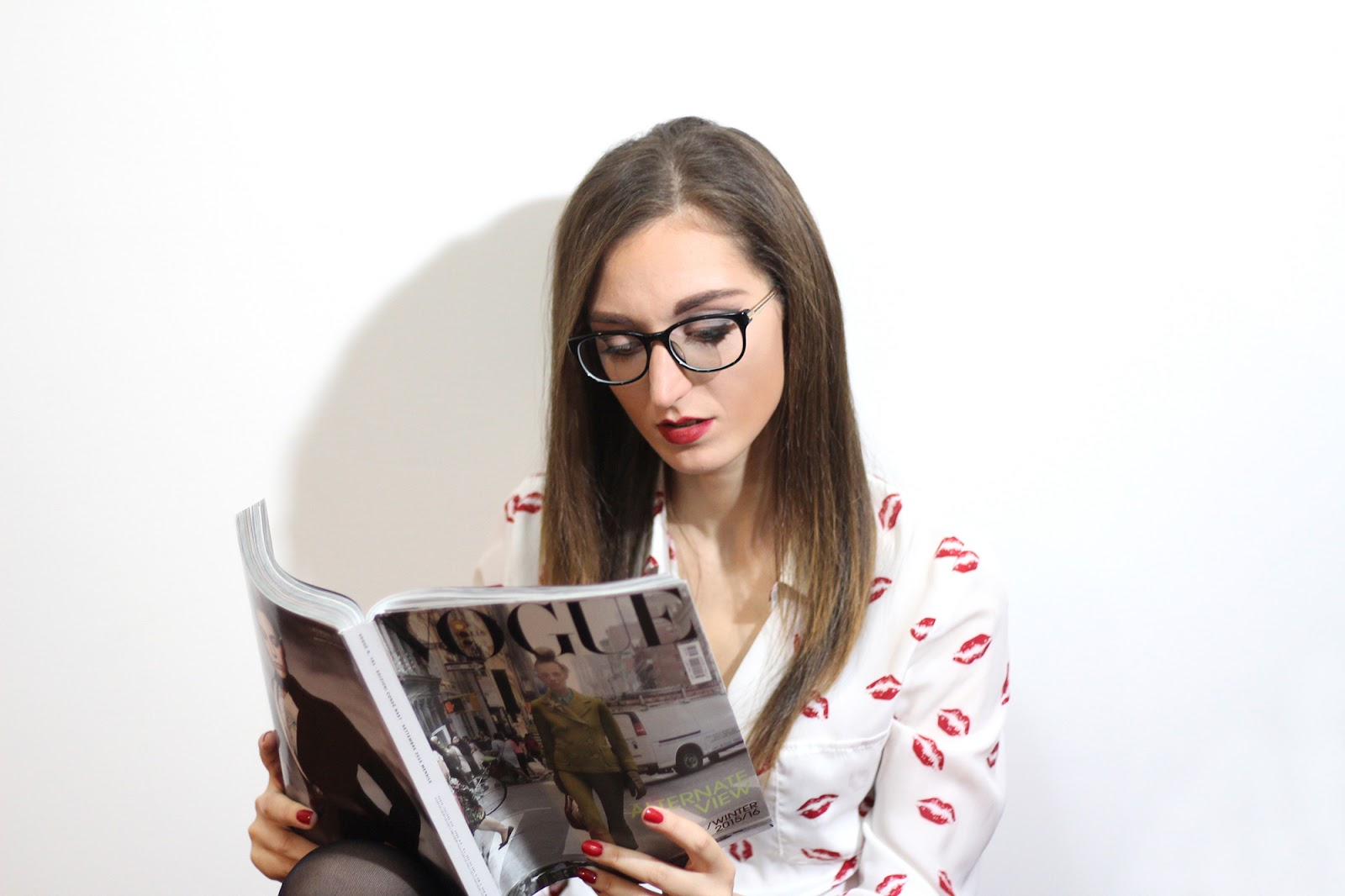 Occhiali Firmoo low cost glasses woman fashion blogger trend nerd girl