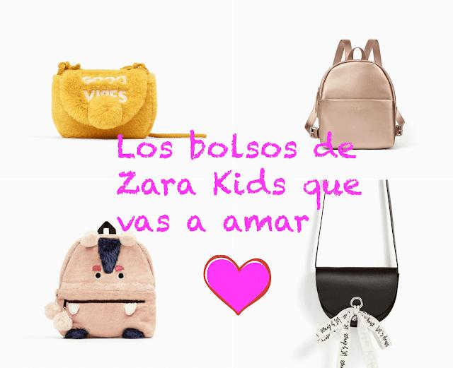Bolsos Zara Kids
