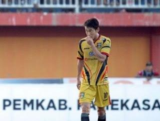 Pemain Korea Oh In-kyun Merapat ke Persib Bandung