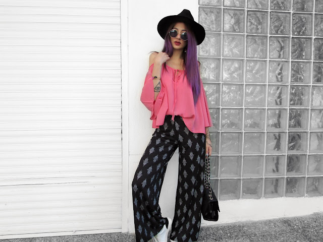 bohemian outfit ideas