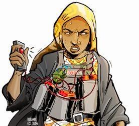 3 female suicide bombers killed in Borno State