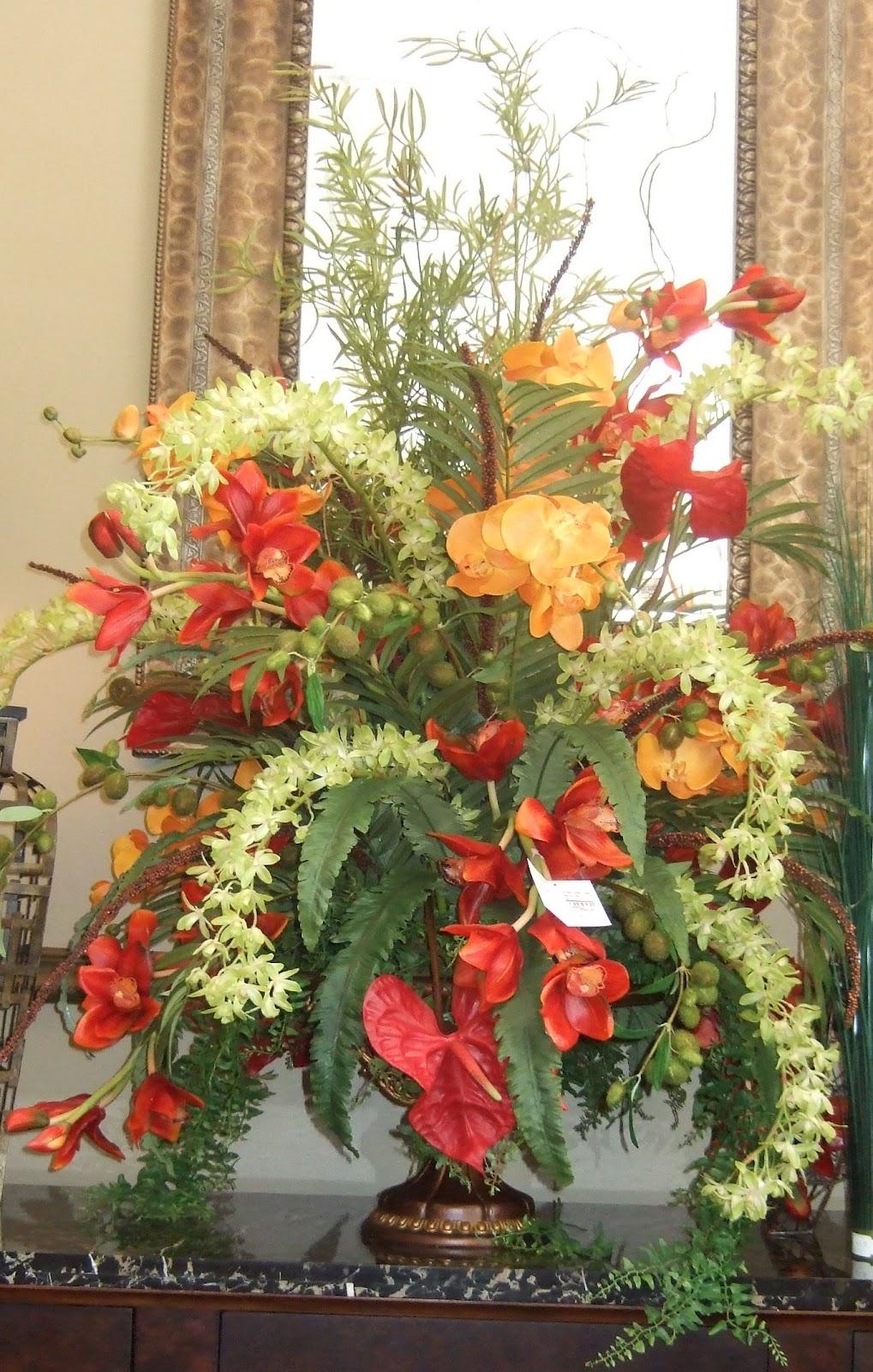 Ana Silk Flowers: Images!!!...Beautiful Realistic Silk ...