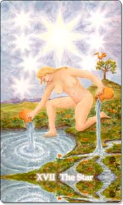 The Aquatic Tarot, www.cosmictarot.co.uk